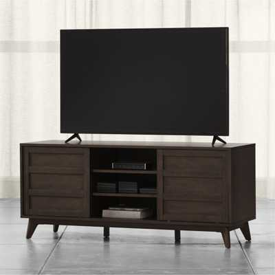 HD Media Console - Crate and Barrel