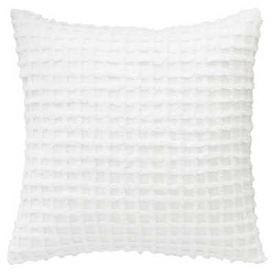 GRIDWICK DOVE WHITE DECORATIVE PILLOW - Pine Cone Hill