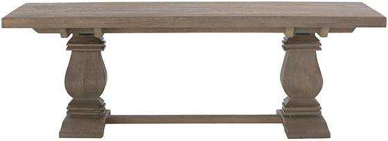 Aldridge Coffee Table - Antique Grey - Home Depot