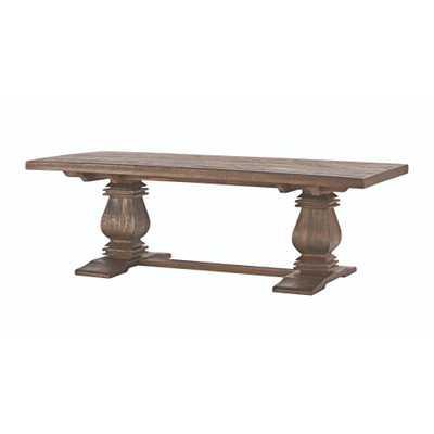 Aldridge Coffee Table - Antique Walnut - Home Depot