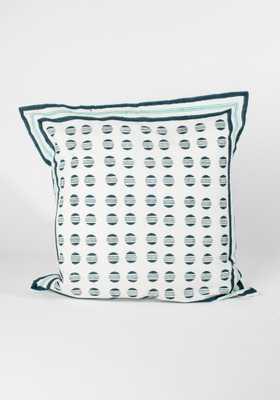 """Polka-Dot Pillow, 20"""" x 20"""" - Bohem"""