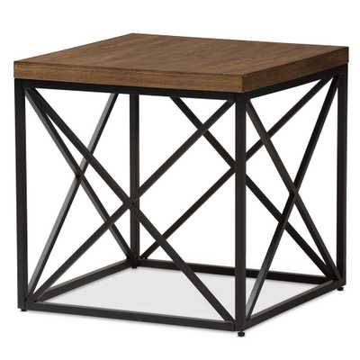 Holden End Table - Lark Interiors