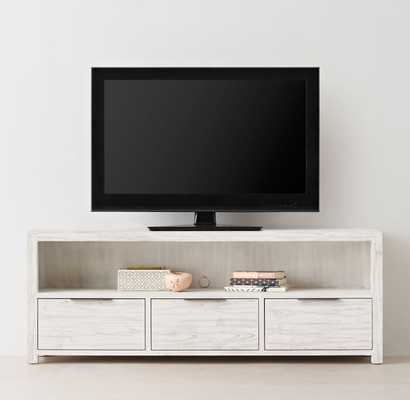 Laguna Wide Media Console - RH Teen