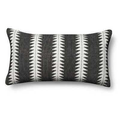 Ebony Global Oversized Lumbar Throw Pillow - Target