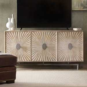 "68.5"" TV Stand by Hooker Furniture - Perigold"