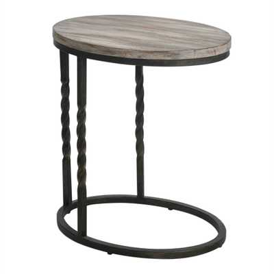 Tauret, Side Table - Hudsonhill Foundry