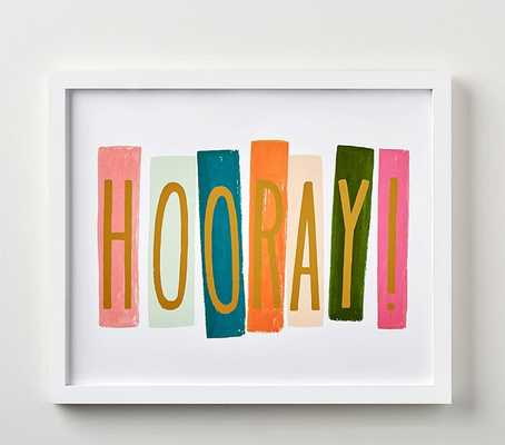 Hooray Art - Pottery Barn Kids