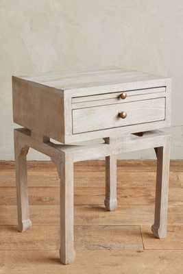 Tanah Nightstand, Grey - Anthropologie