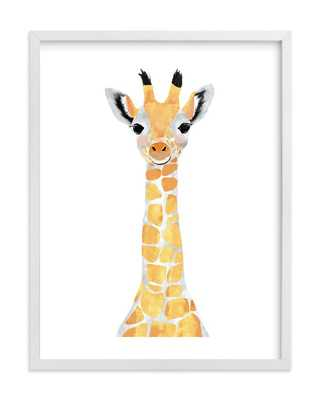 Baby Animal.Giraffe - Minted