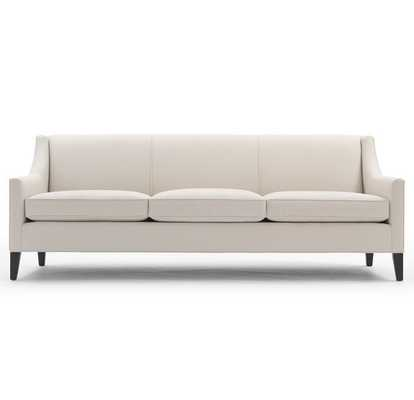 "Cara Sofa, 77""L, Phipps Stone Upholstery - Mitchell Gold + Bob Williams"
