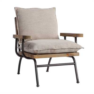 Declan Accent Chair - Hudsonhill Foundry