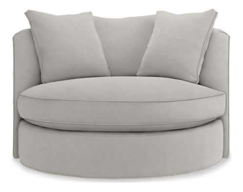 Eos Swivel Chair - Room & Board