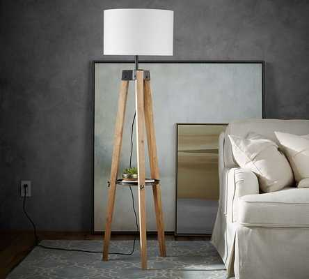 Miles Tripod Floor Lamp - Pottery Barn