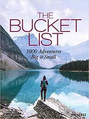 The Bucket List: 1000 Adventures Big & Small - Amazon