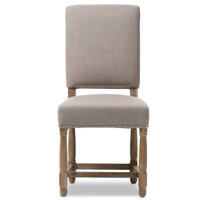 DEBORAH FRENCH PROVINCIAL STYLE COUNTRY DINING CHAIR - Set of 2 - Lark Interiors