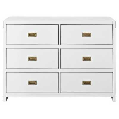 Baby Relax Miles Campaign Dresser - Target