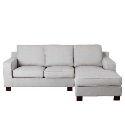 Abbyson Living 'Beverly' Sectional Sofa - Abbyson Living