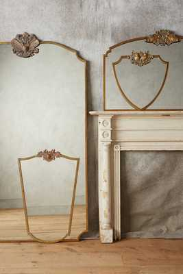 Wooded Manor Mirror - Anthropologie