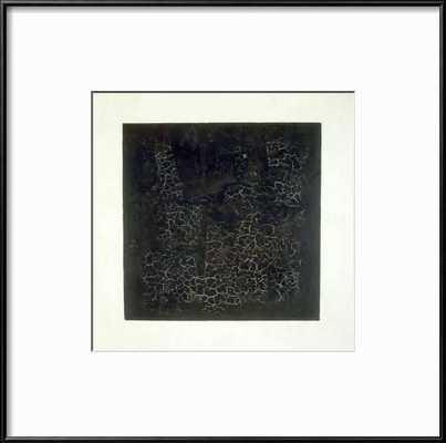 Black Square - art.com
