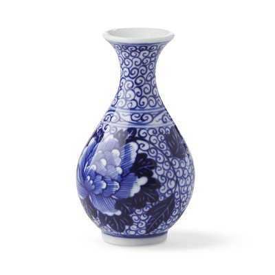 Chinoiserie Bud Vases, Small - Williams Sonoma