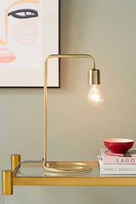 Morgan Desk Lamp - Anthropologie