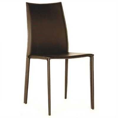 Rockford Dining Chair in Brown (Set of 2) - eBay