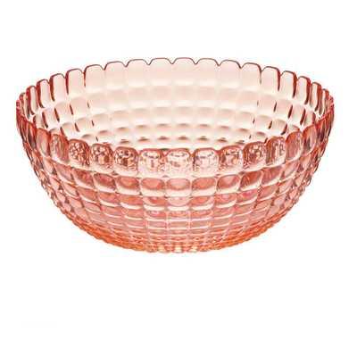 Tiffany XL Coral Serving Bowl, Pink - Home Depot