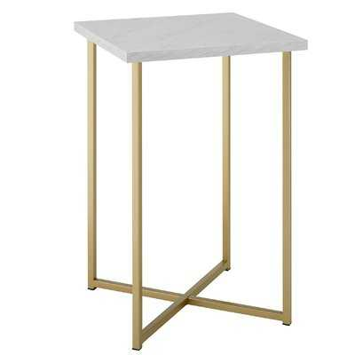 Carrier Square End Table - Wayfair