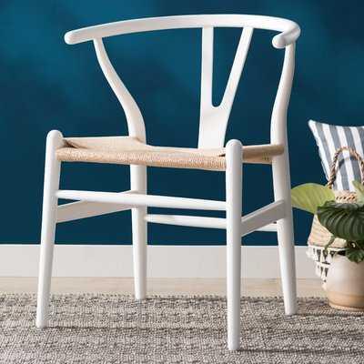 Villa Court Solid Wood Dining Chair (Set of 2) - Birch Lane