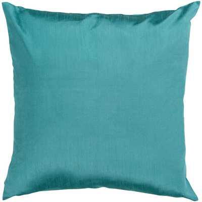 Visoko Poly Euro Pillow, Greens - Home Depot