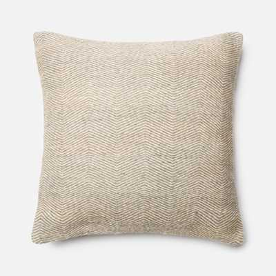 """PILLOWS - BLUE - 22"""" X 22"""" Cover Only - Loma Threads"""