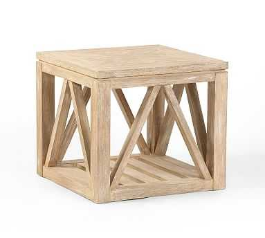 Montauk Side Table - Pottery Barn