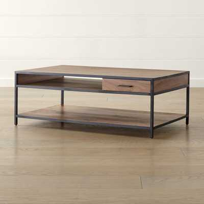 Knox Storage Coffee Table - Crate and Barrel