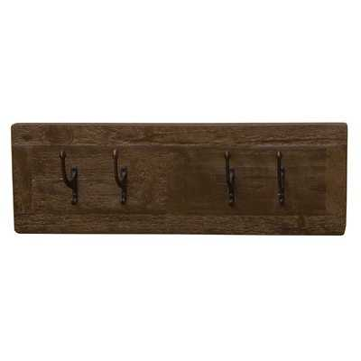 Frontier Wall Coat Rack - Wayfair