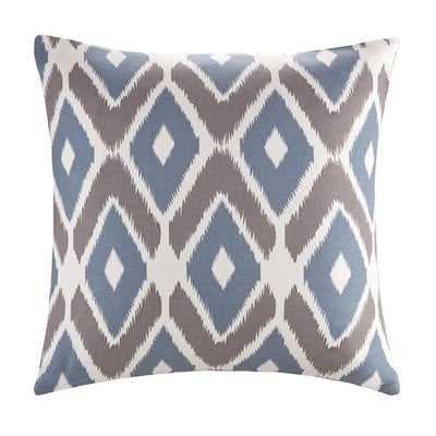 Annamaria Diamond Printed Throw Pillow - AllModern