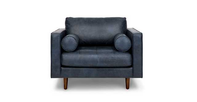 Sven Oxford Blue Chair - Article
