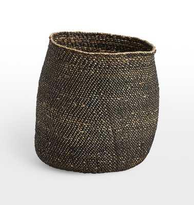 Iringa Basket - Light Black - Rejuvenation