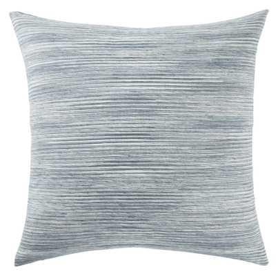"Design (US) Blue 22""X22"" Pillow - Collective Weavers"