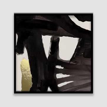The Arts Capsule Framed Print, Herring 2 - West Elm