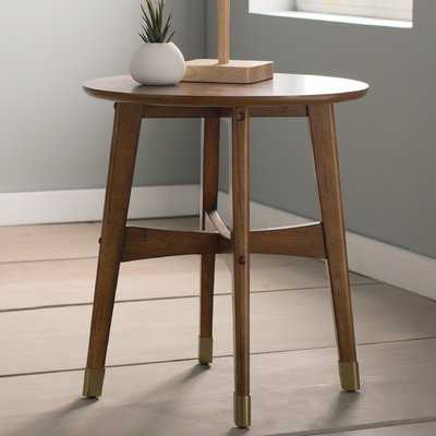 Ranchero End Table - Wayfair
