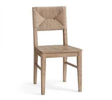 Melrose Dining Side Chair, Seadrift - Pottery Barn