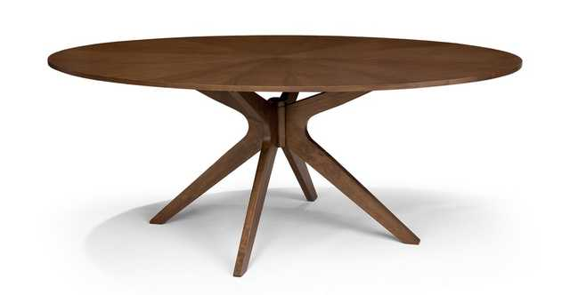 Conan Oval Dining Table - Article