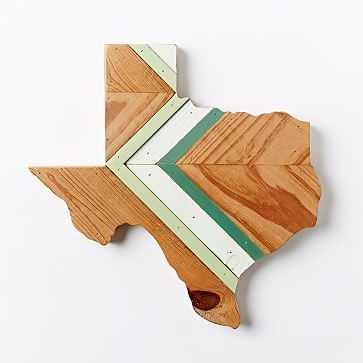Hemlock Heather Wall Hanging, Texas - West Elm