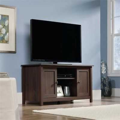 Pemberly Row TV Stand in Rum Walnut - eBay
