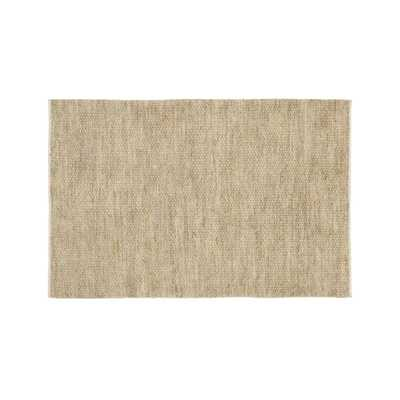 Nievs Woven Jute Rug 9'x12' - Crate and Barrel