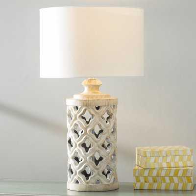 "Krupp 26"" Table Lamp - Birch Lane"