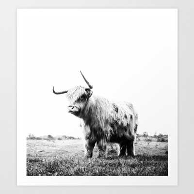 Retrospection #society6 #decor #buyart Art Print - X-Large by 83Oranges - Society6