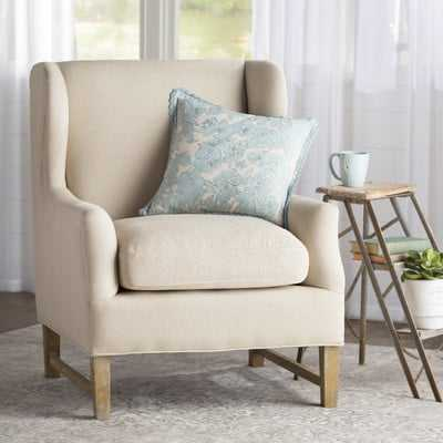 Meriem Wingback Chair - Birch Lane