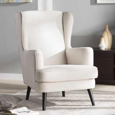Jasper Wingback Arm Chair - Wayfair