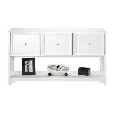 Oxford White File Cabinet - Home Depot